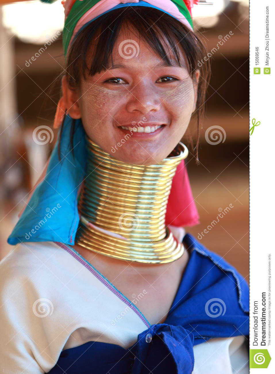 Long neck in thailand essay