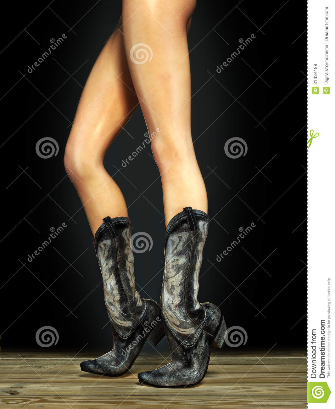 Long Female Legs Royalty Free Stock Photos - Image: 31434188