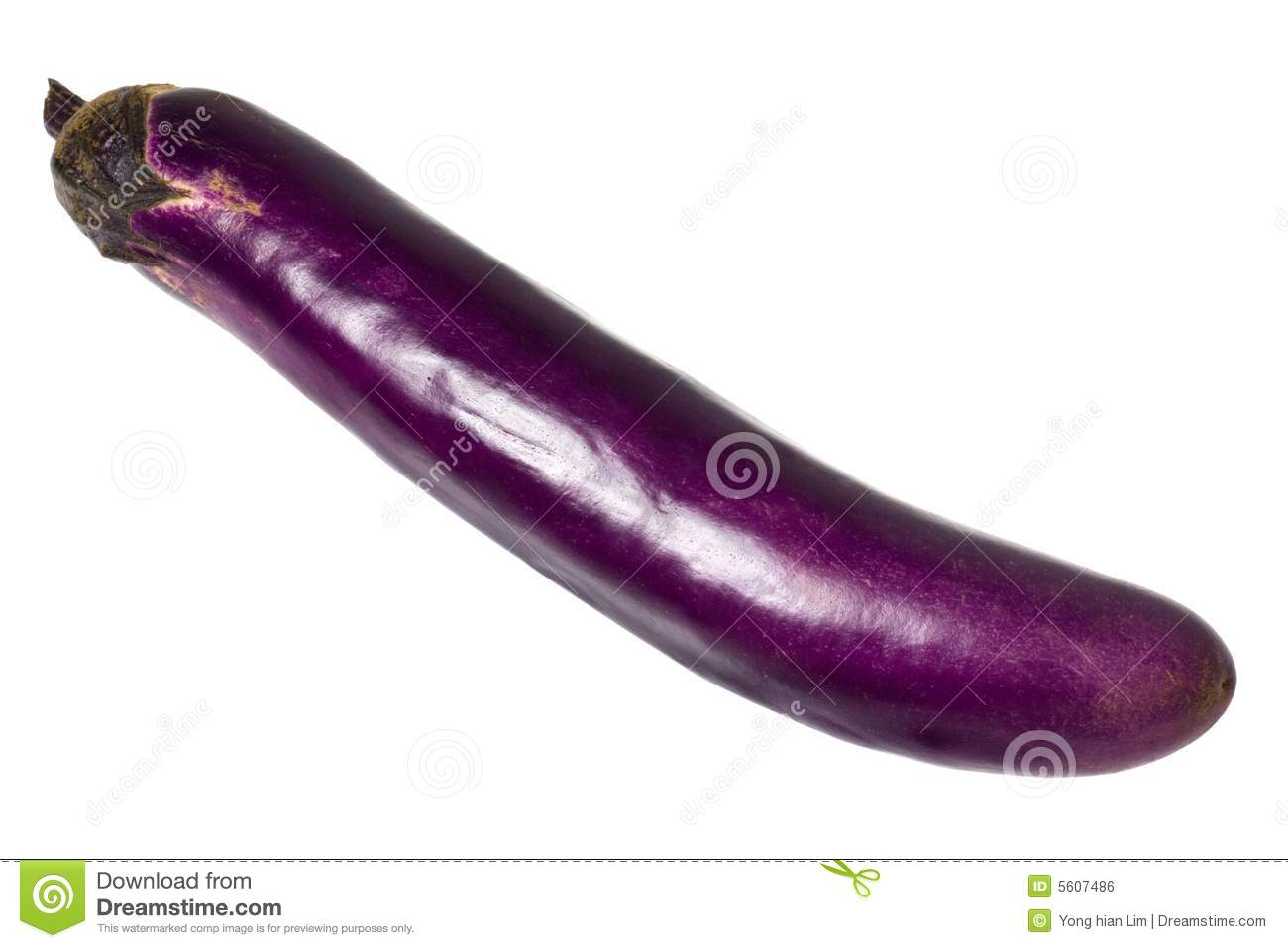 Https Www Dreamstime Com Royalty Free Stock Image Long Slender Brinjal Image5607486