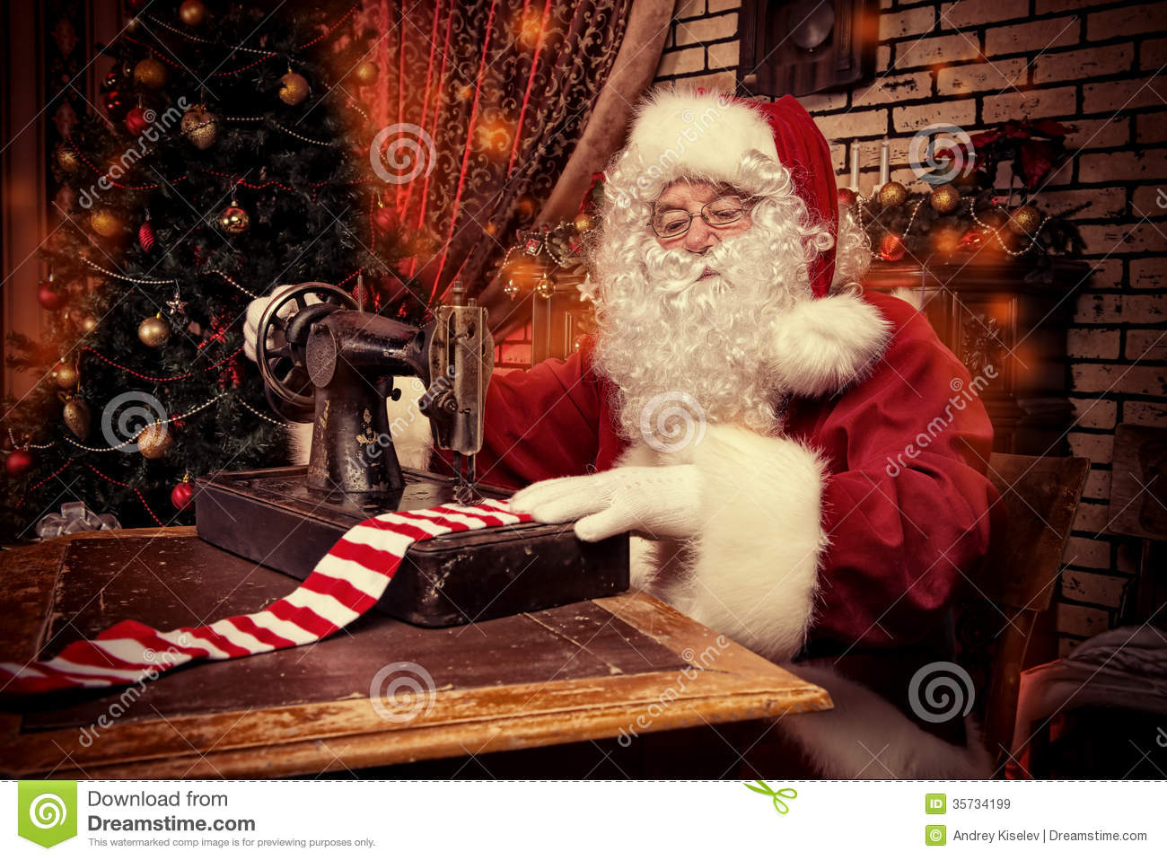 no sew sock santa craft socks royalty free stock images image 35734199 6963