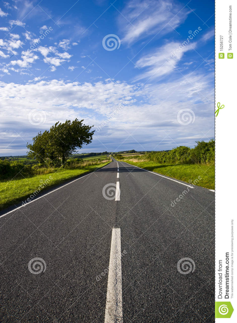 long straight road - photo #39