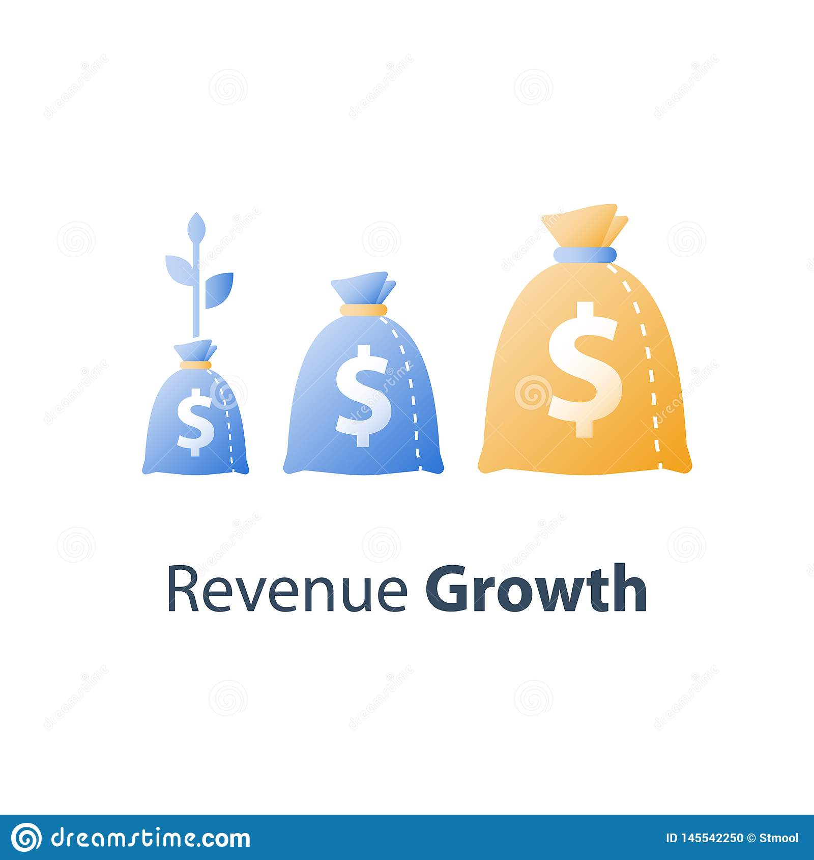 Financial Value Steady Growth, Long Term Investment Strategy, Asset