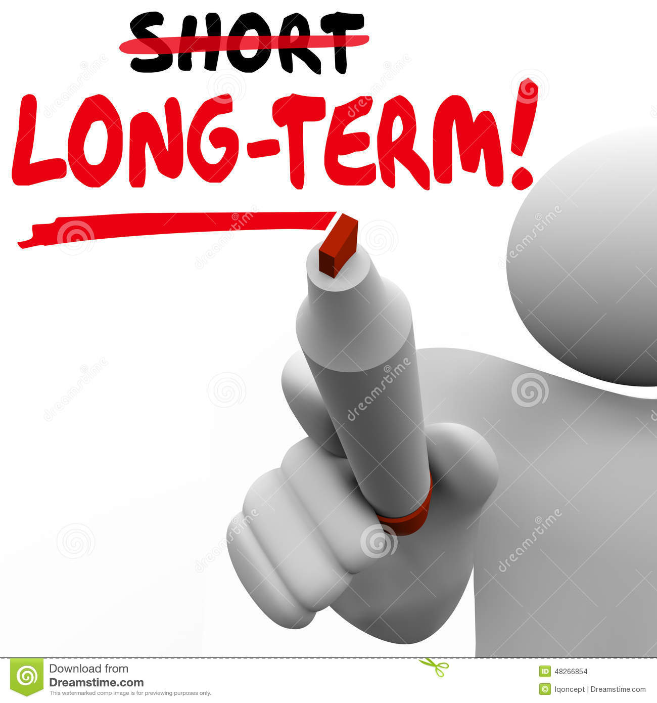 Short-Term Investments Clip Art