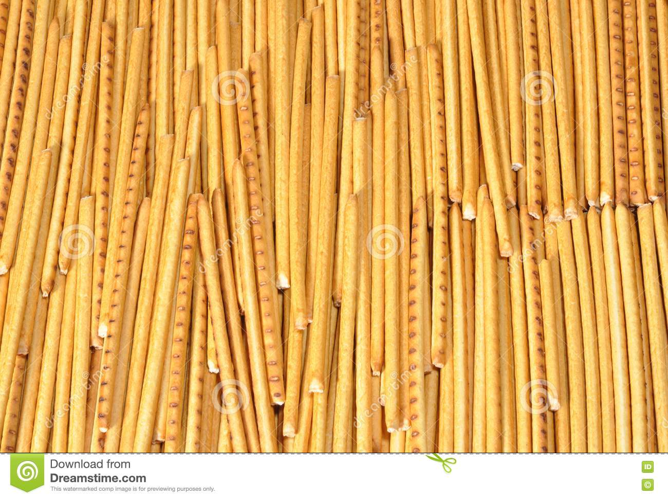 Long Thin Biscuit Sticks Stock Photo Image Of Stick