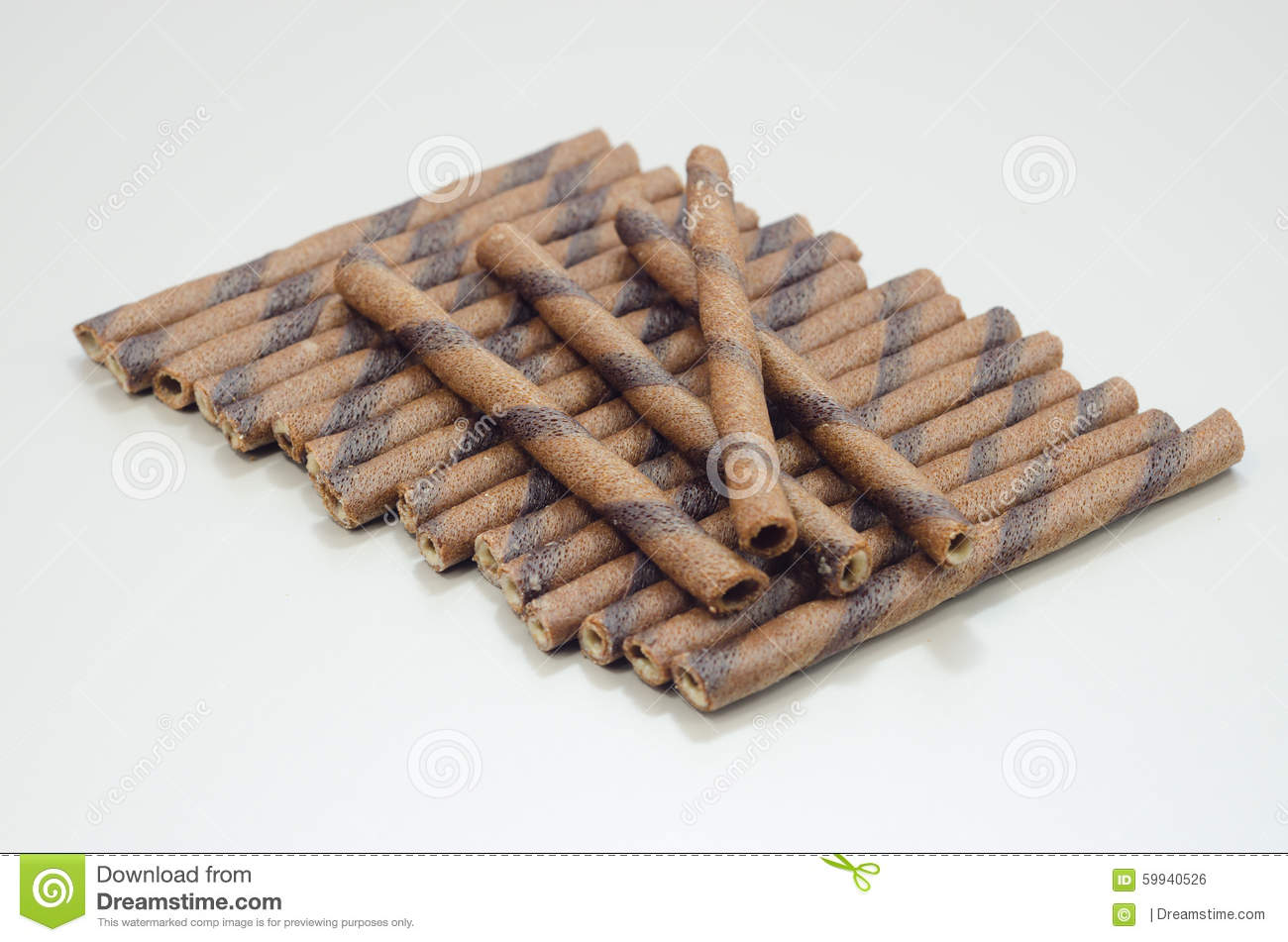 Long Thin Biscuit Sticks Stock Photo Image Of Crisp 59940526