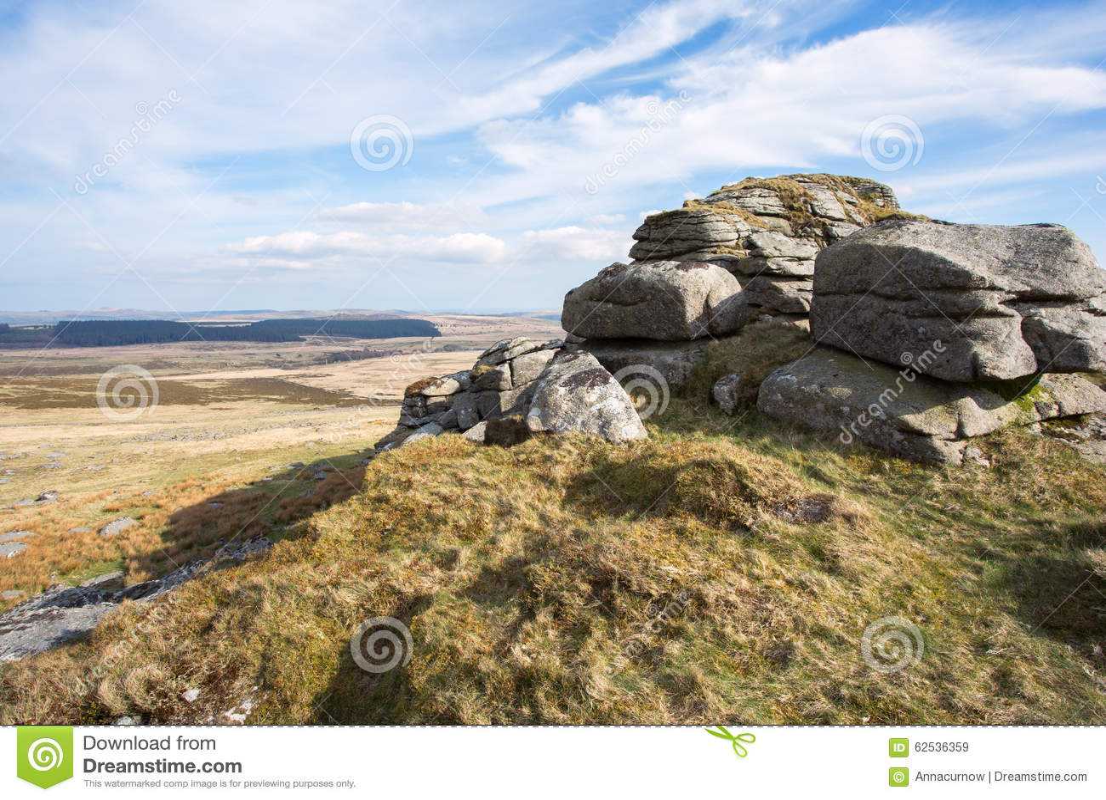 Longaford突岩