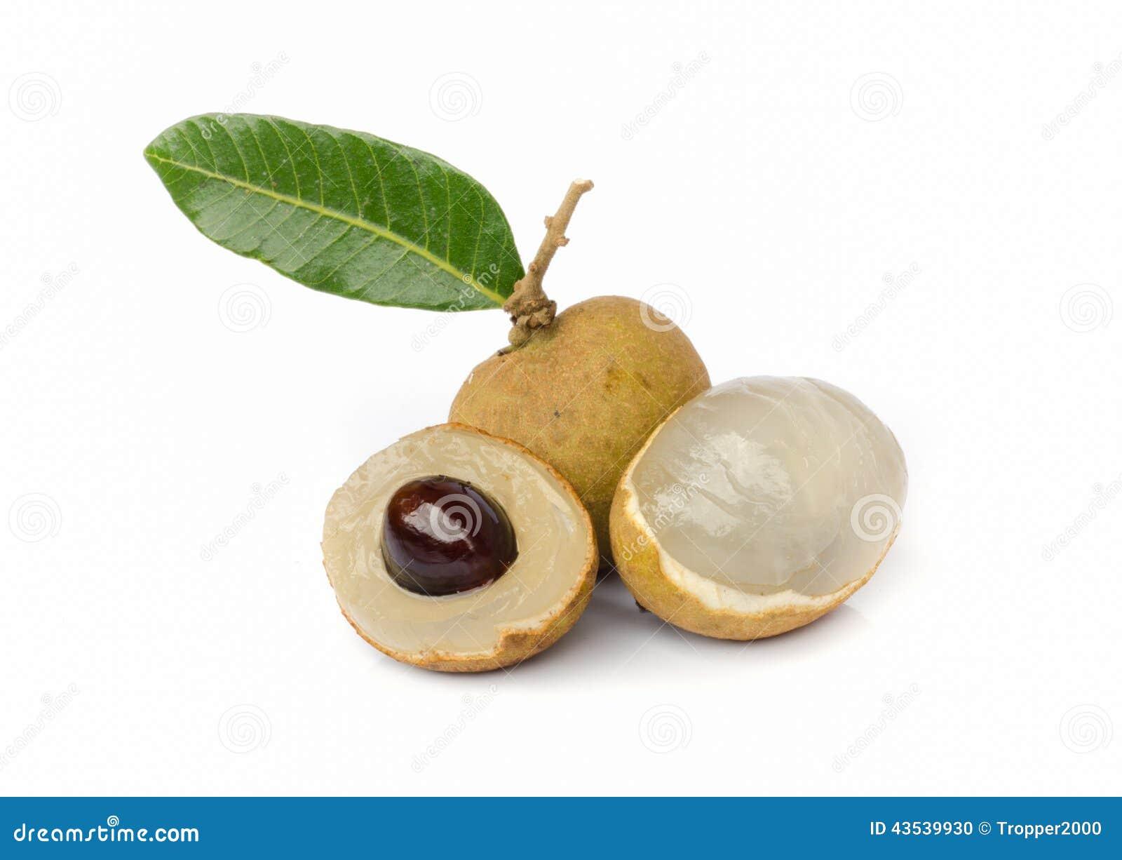 Longan Frucht stockfoto. Bild von farbe, rund, zuckerhaltig - 43539930