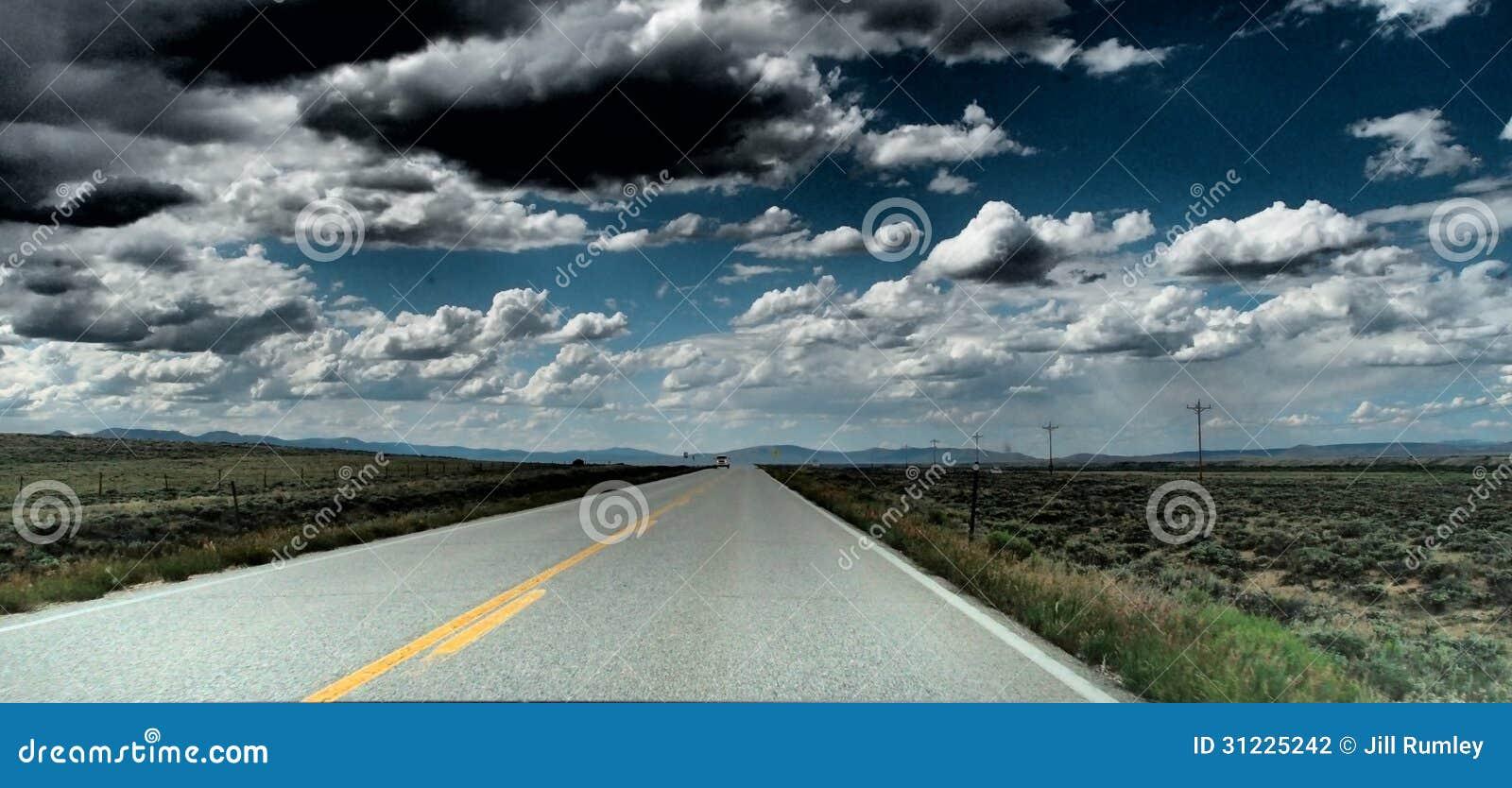 Longo caminho a em nenhuma parte