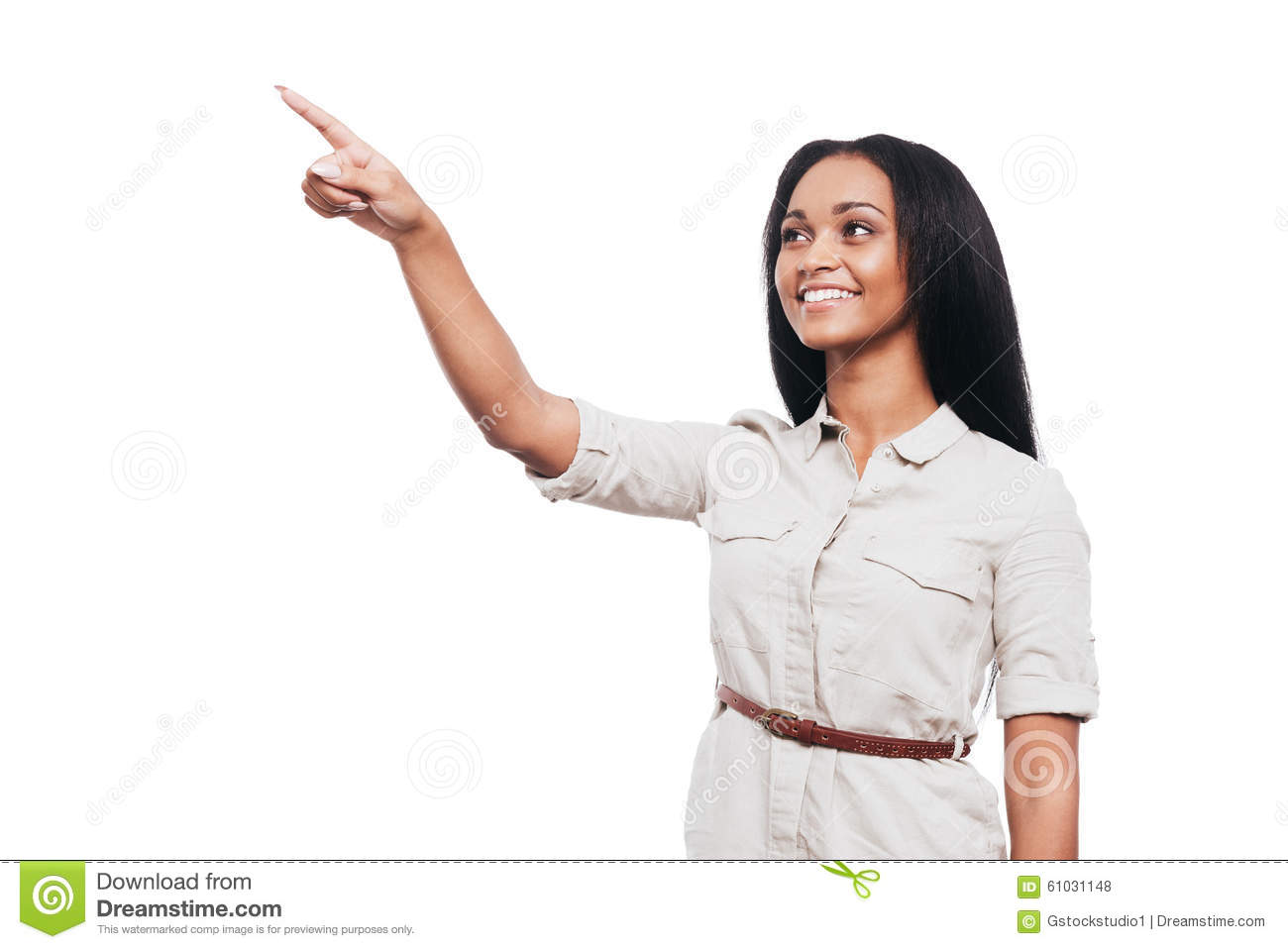 Look At That! Stock Photo - Image: 61031148