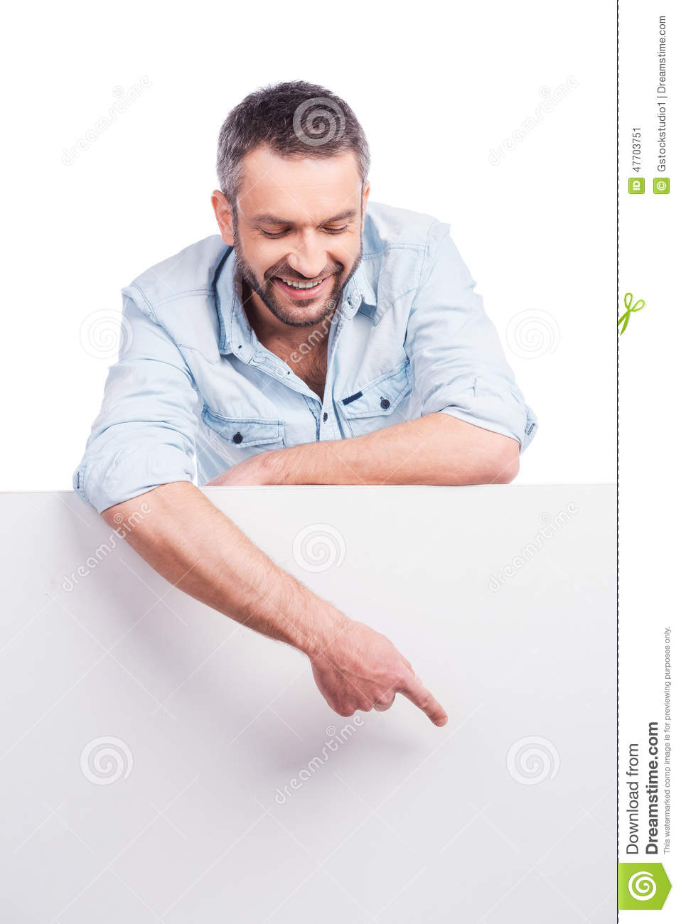 Look At That! Stock Photo - Image: 47703751