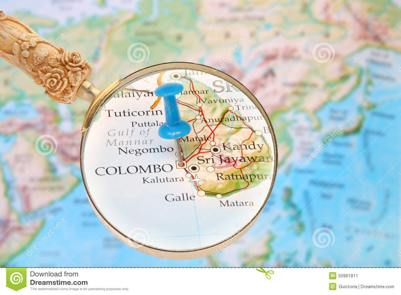 Picture of: Colombo Map Free Download Haoxsonar