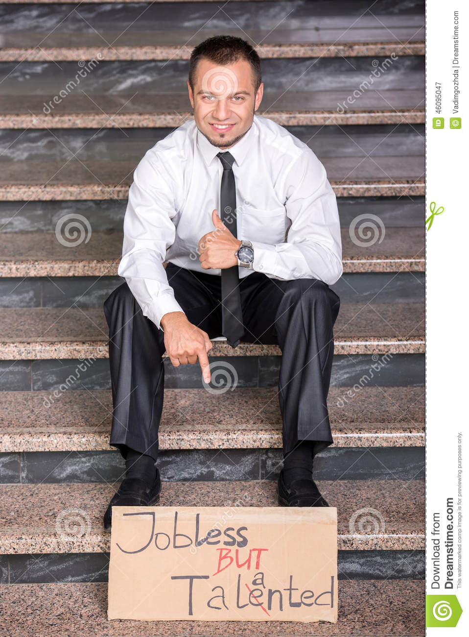 looking for a job stock photo image  looking for a job