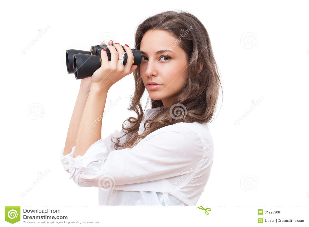Looking For A Job? Stock Photo. Image Of Gorgeous