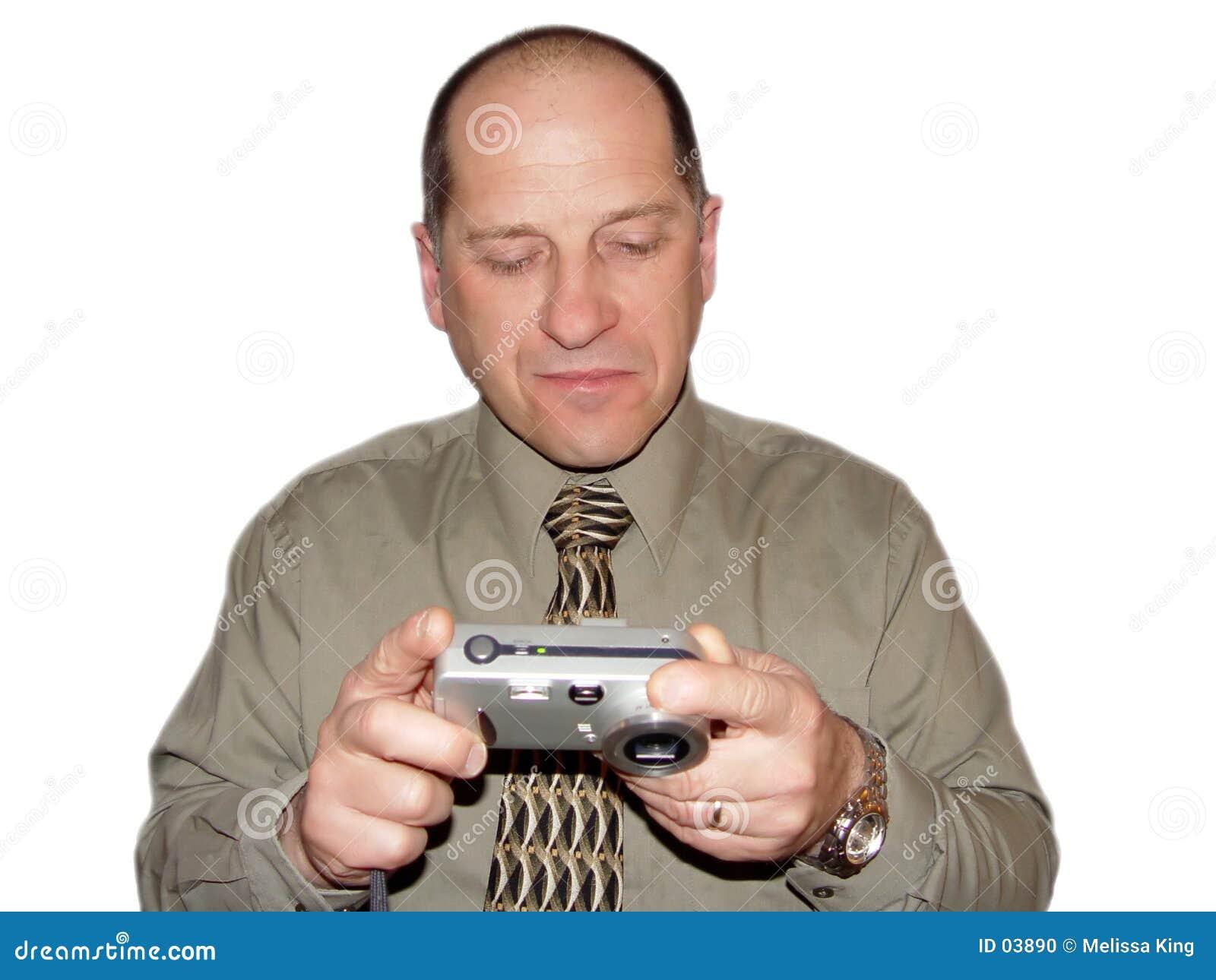 Looking at Photos on Camera