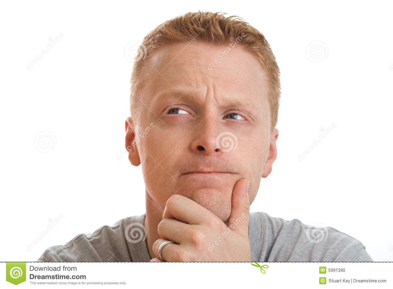 looking thoughtful stock photo image 5991390 Person Texting Person Thinking Clip Art