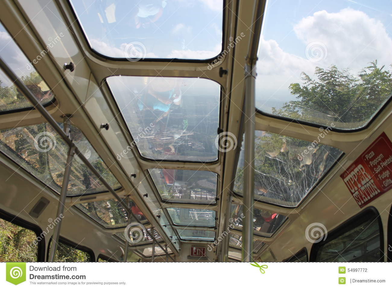 Lookout mountain incline railway chattanooga tn stock photo royalty free stock photo sciox Gallery