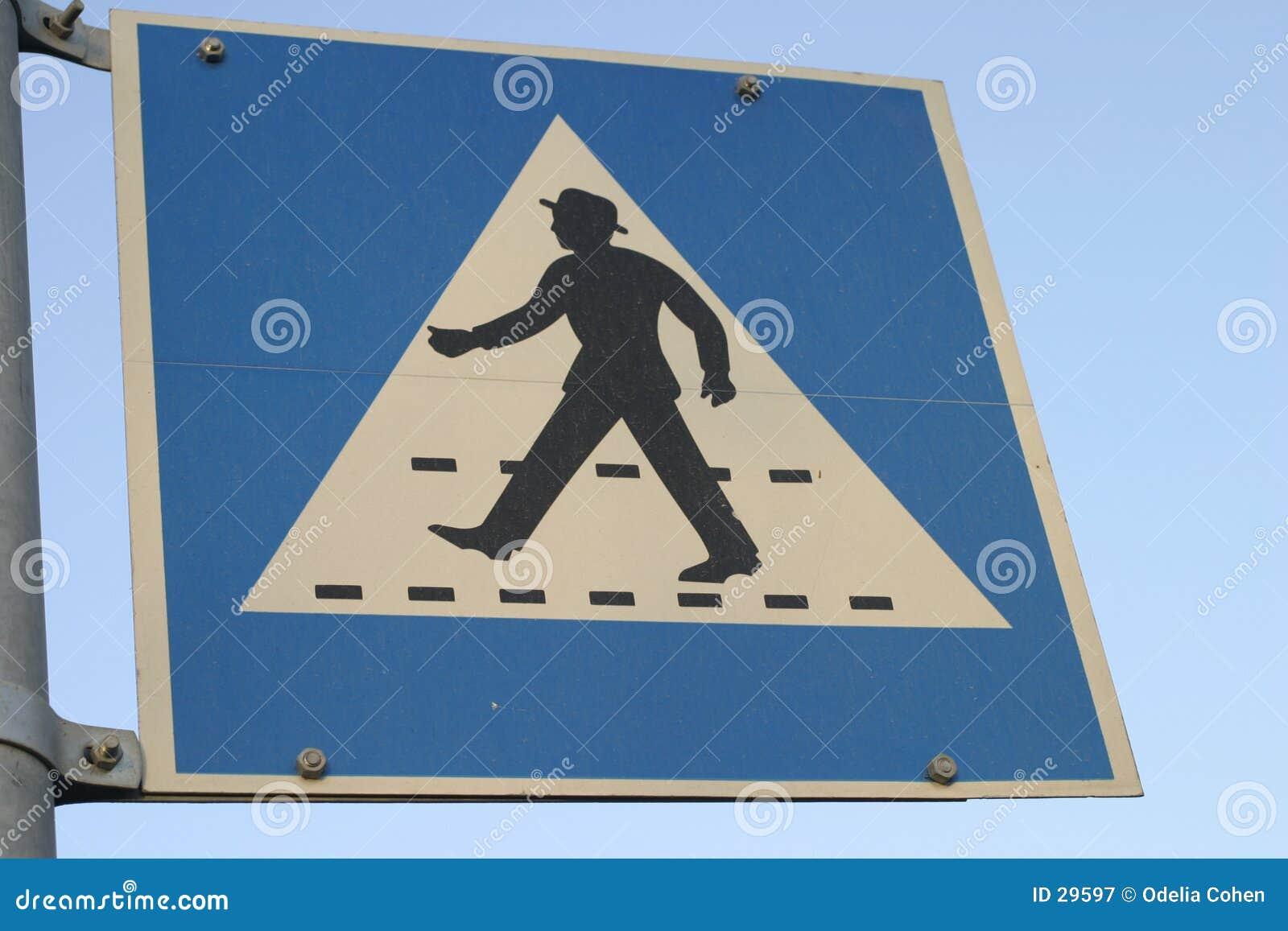 Loop deze manier!