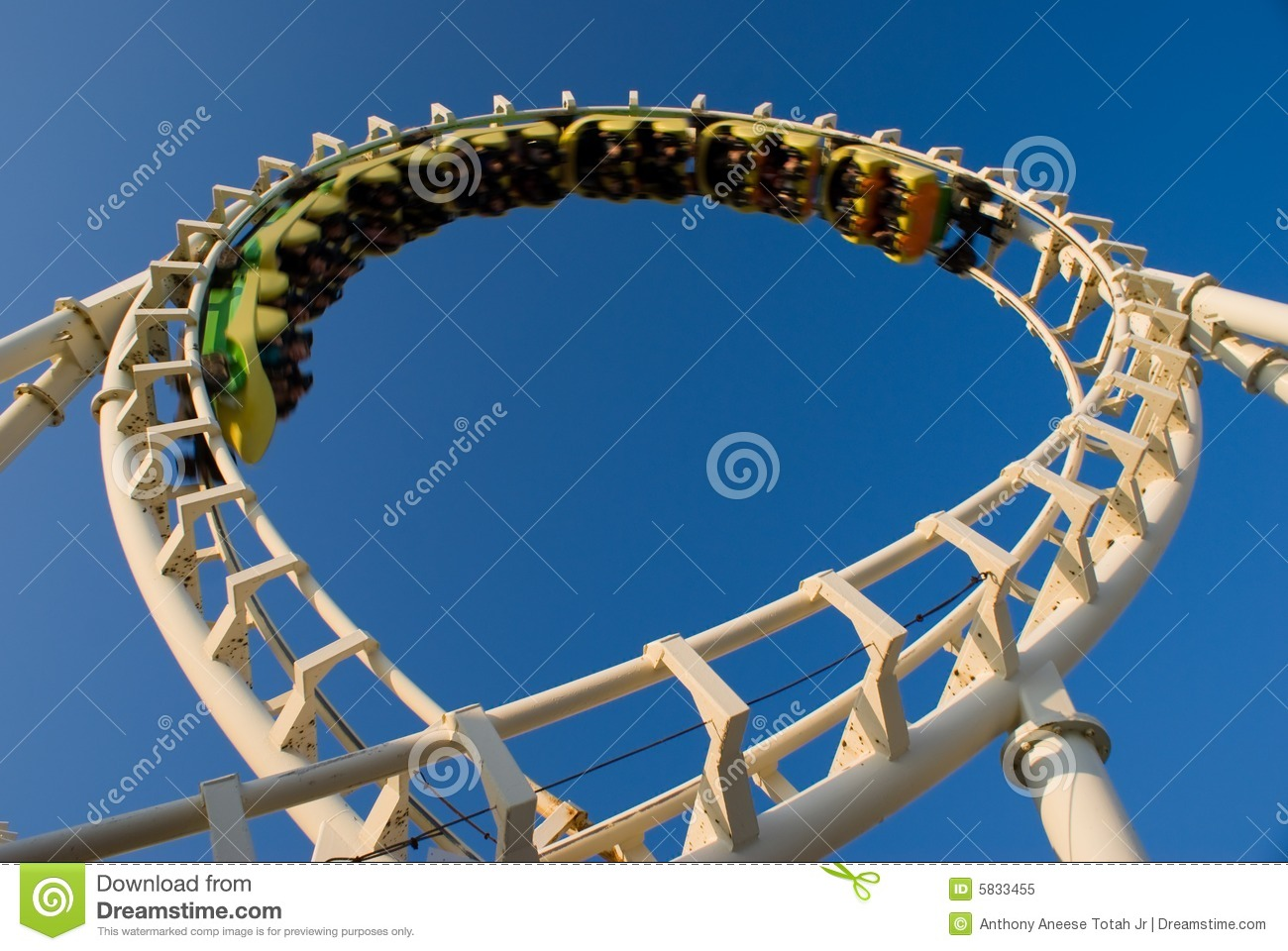 Loop Rollercoaster (inverted)