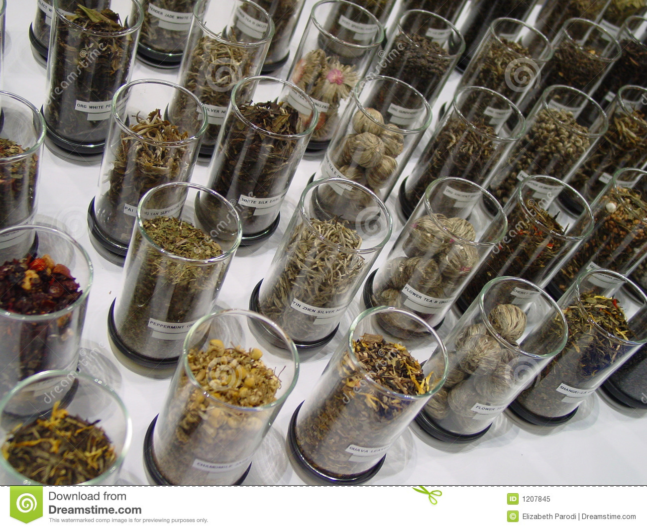 Loose Leaf Tea Stock Image Image Of Herbal Drink