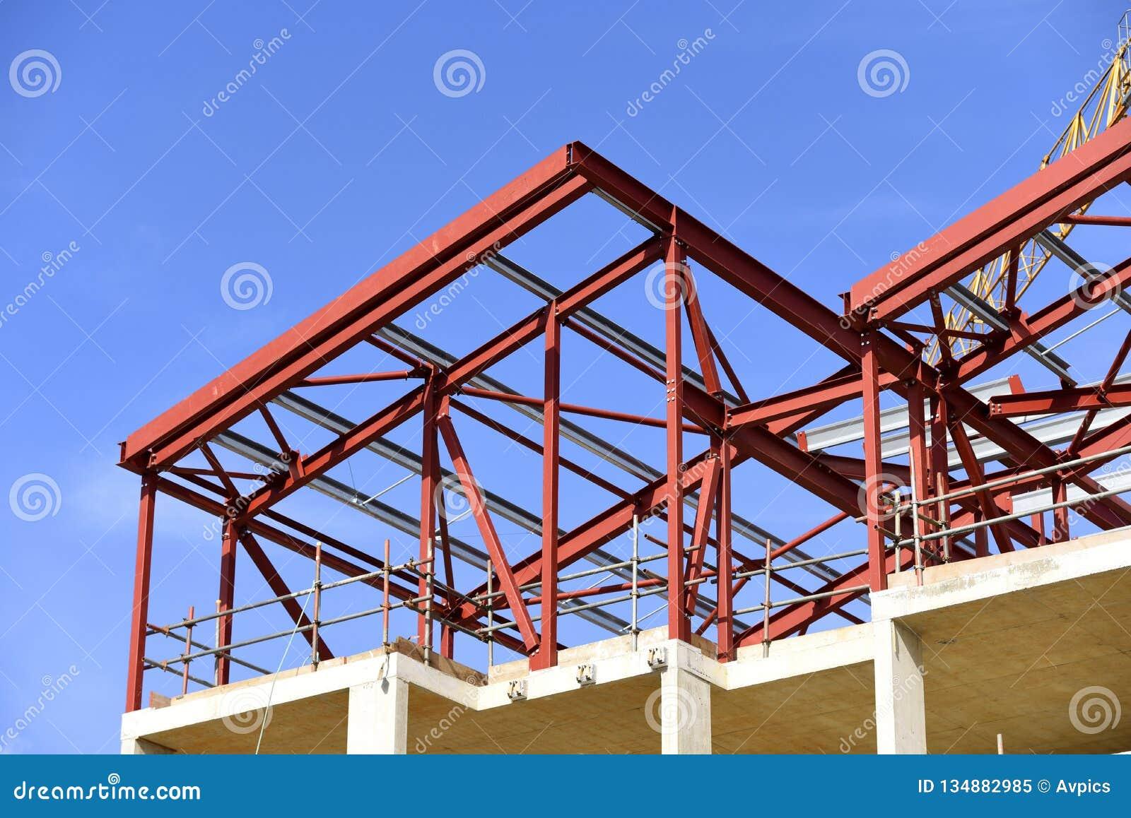 Lopende bouwconstructie E