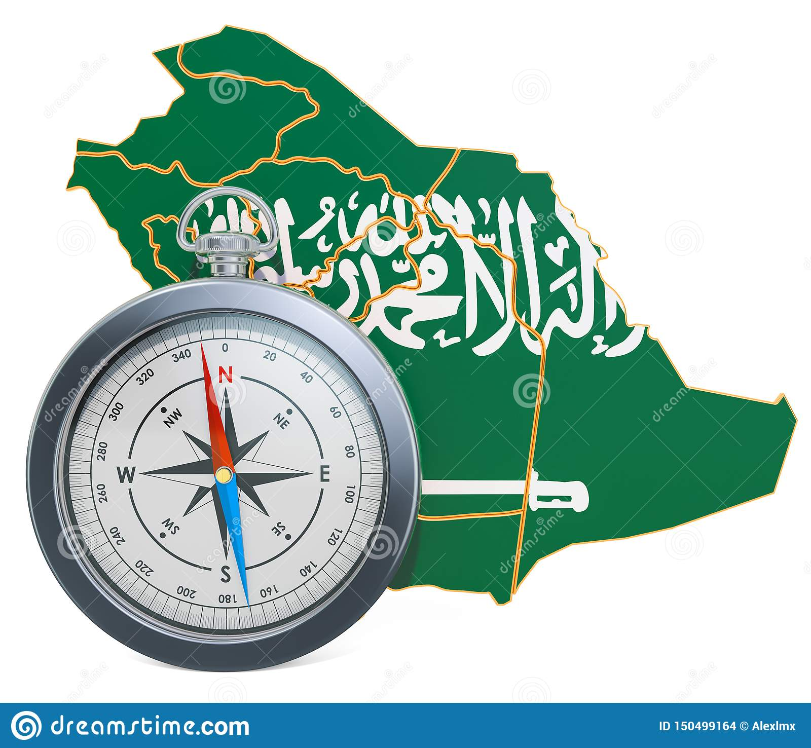 Lopp eller turism i det Saudiarabien begreppet framf?rande 3d