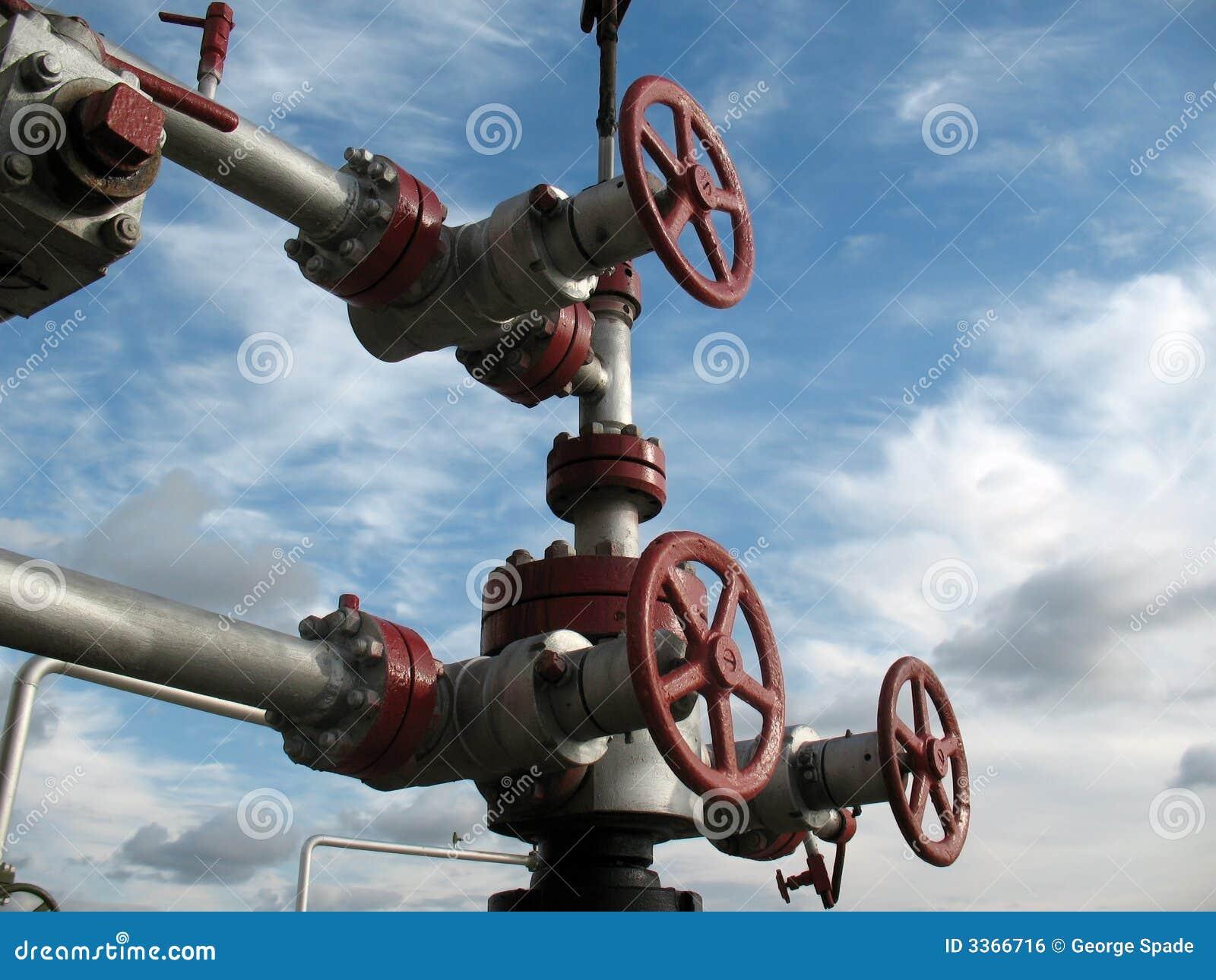 Loquet de pétrole