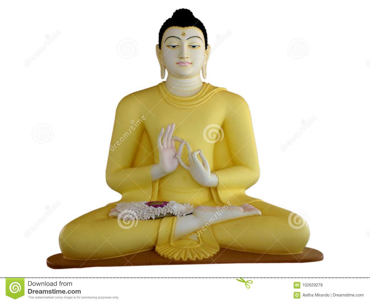 lord buddha statue stock photo image of outdoor buddhistic 102629278