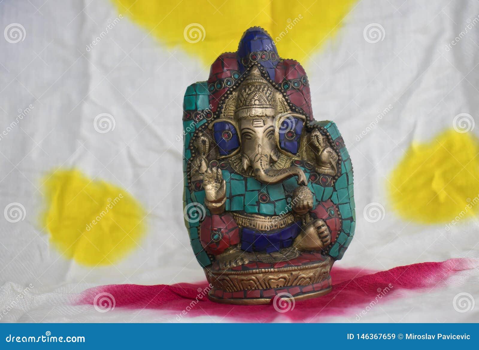 Lord Ganesh Ganapati, Vinayaka, hindischer Gott