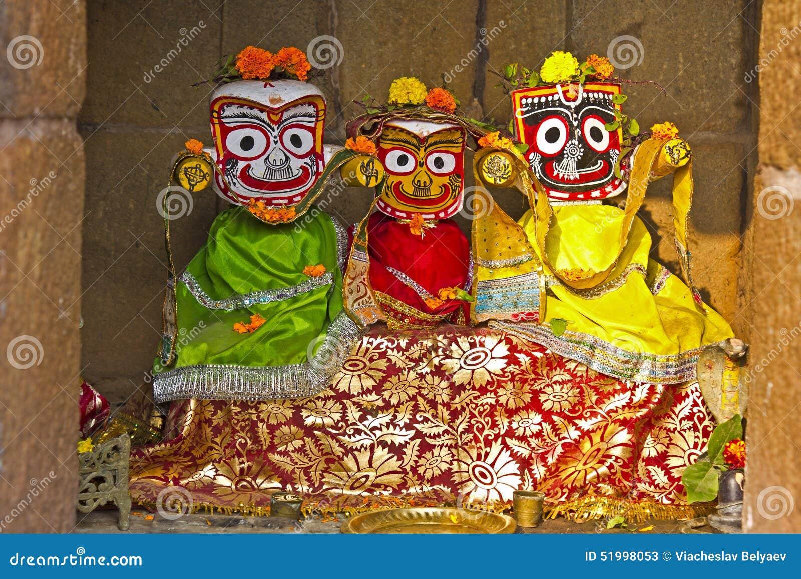 Jagannath Baladev Subhadra Stock Images - Download 27