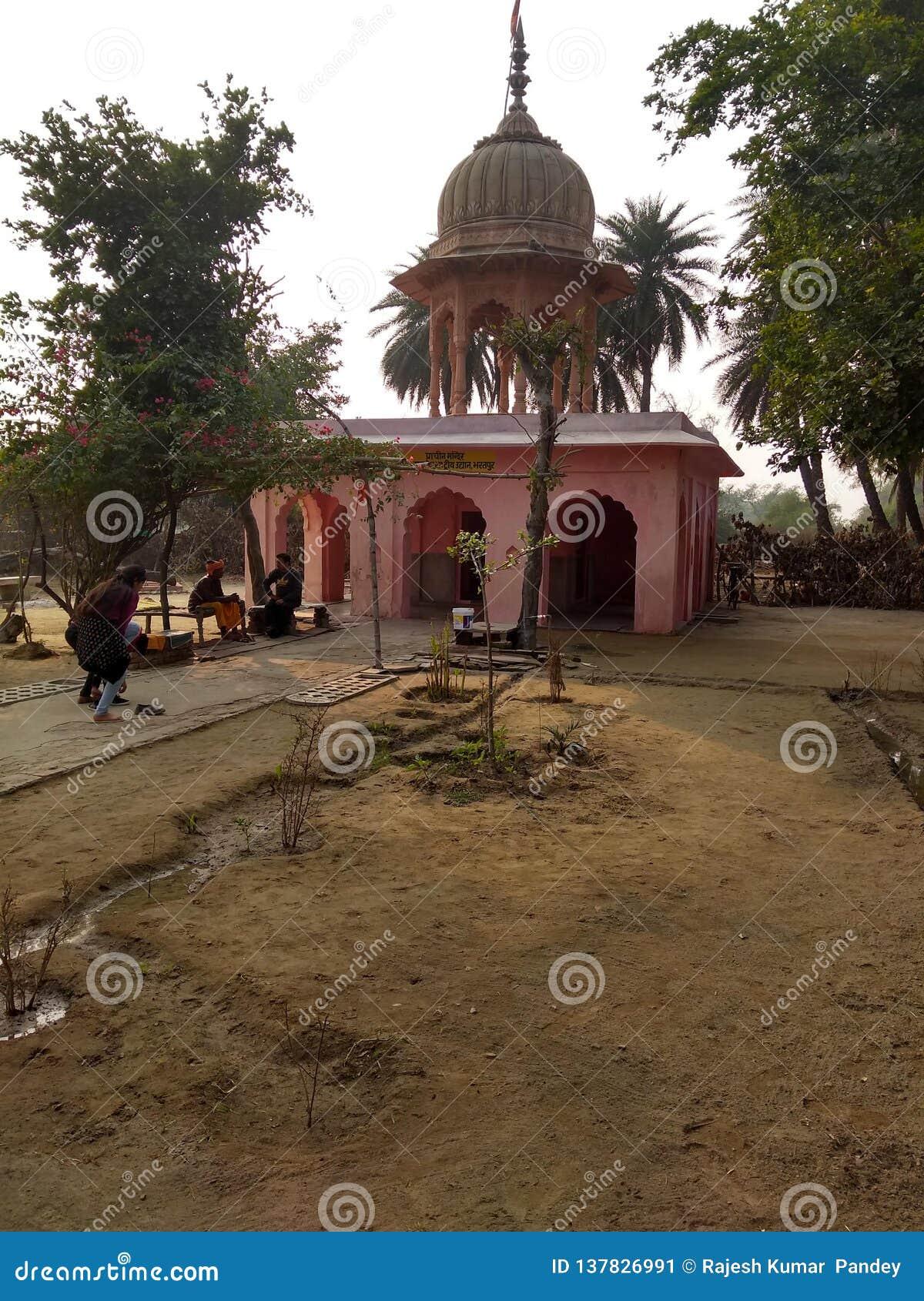 Lord keoladev Shiv-Tempel, Nationalpark Bharatpur Rajasthan Indien Keloadev
