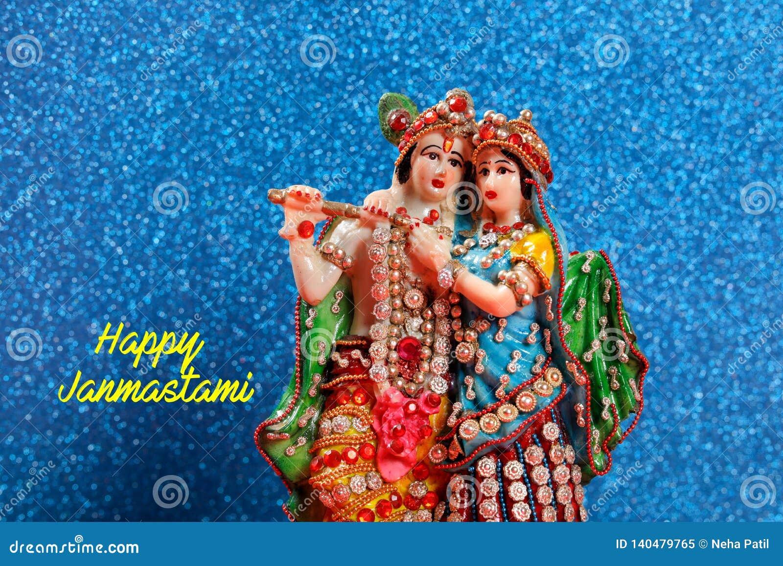 Lord Krishna e Radha, deus indiano