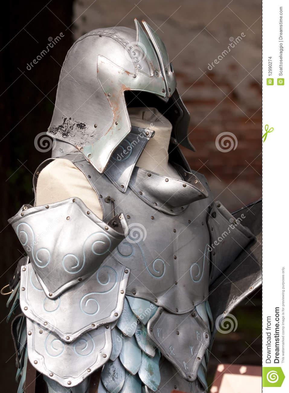 The Lord Of The Rings: Gondor Warriors Armour Stock Photo ...  The Lord Of The...