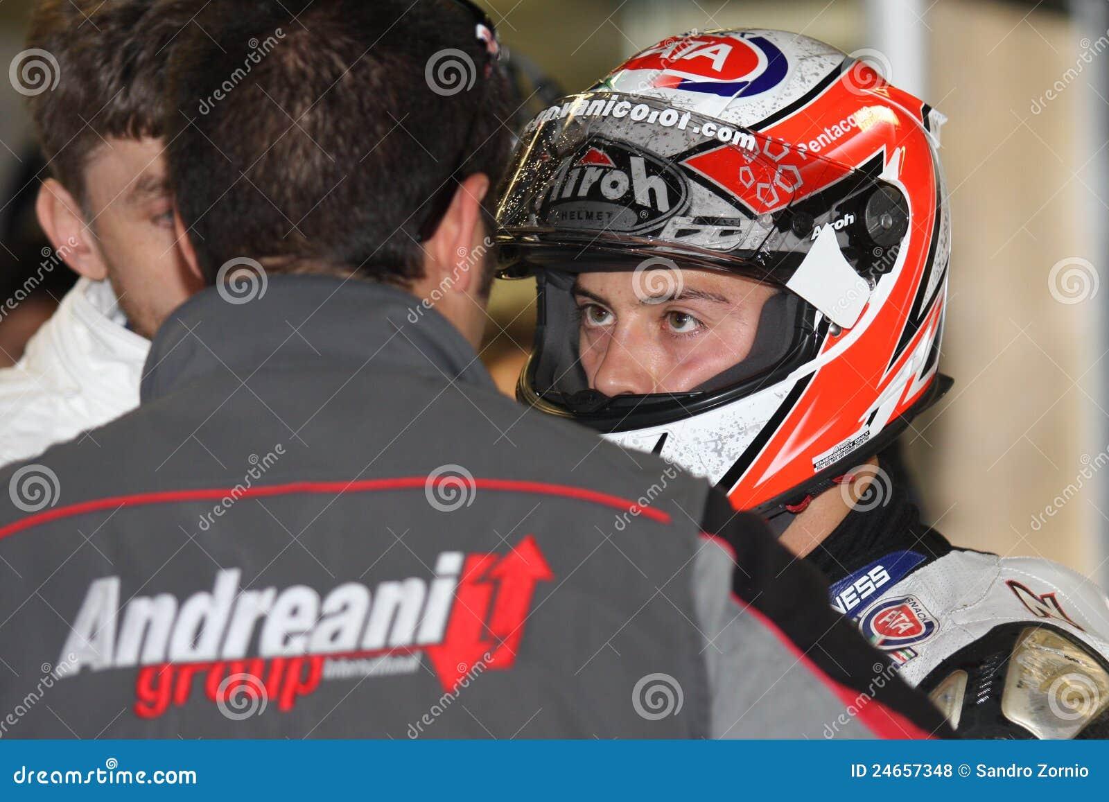 Lorenzo Zanetti - Ducati 1098R - PATA che corre squadra