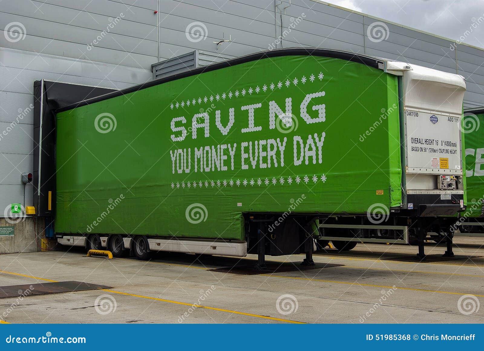 Lorry Trailer