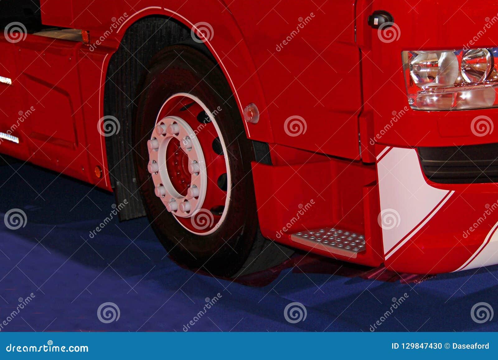 Lorry Truck Cab