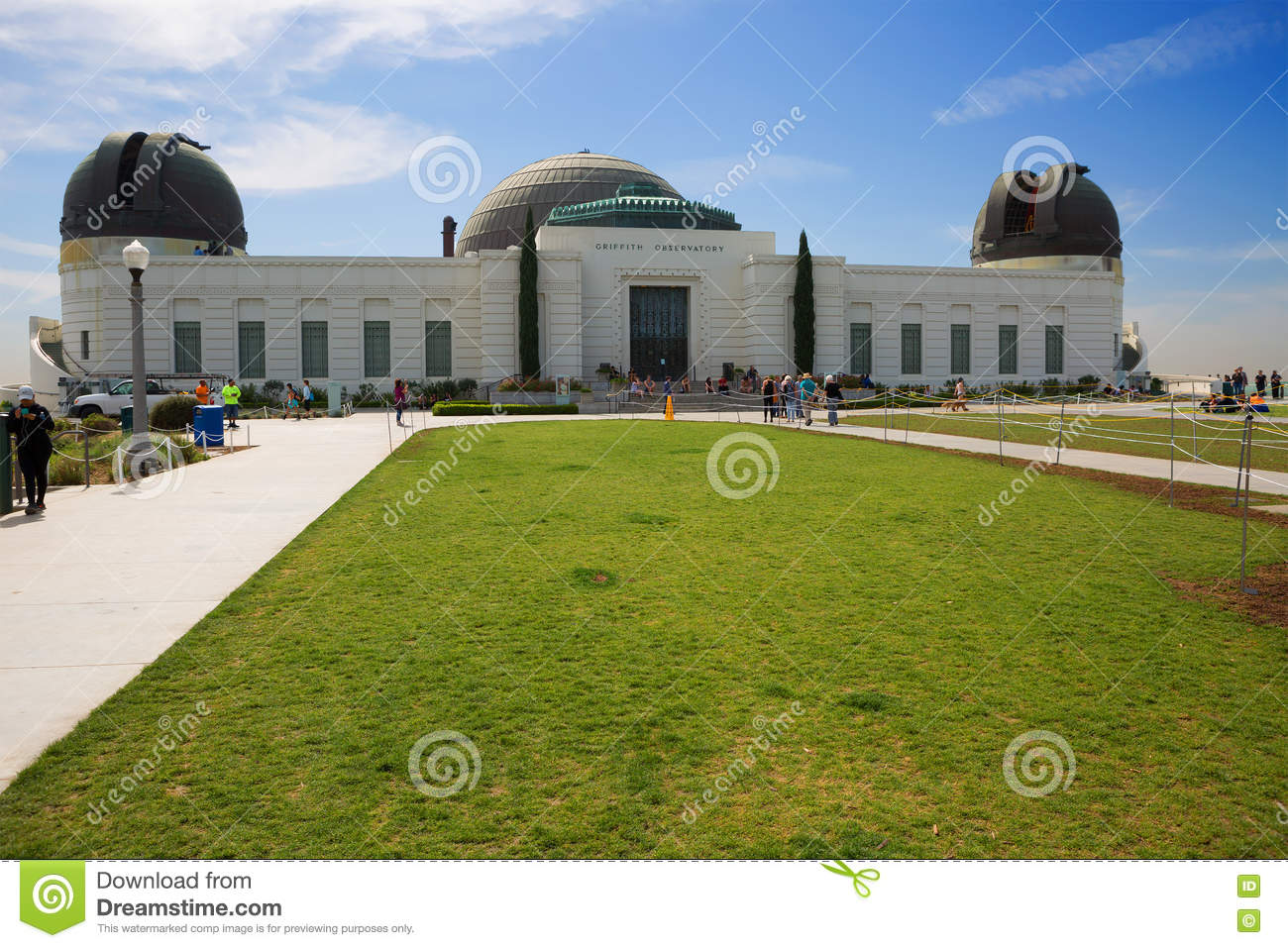 Los Ángeles Griffith Observatory