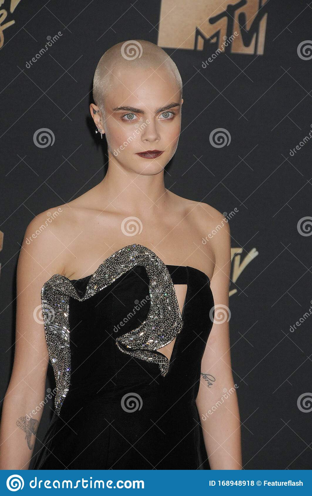Cara Delevingne Editorial Stock Photo Image Of Movie 168948918
