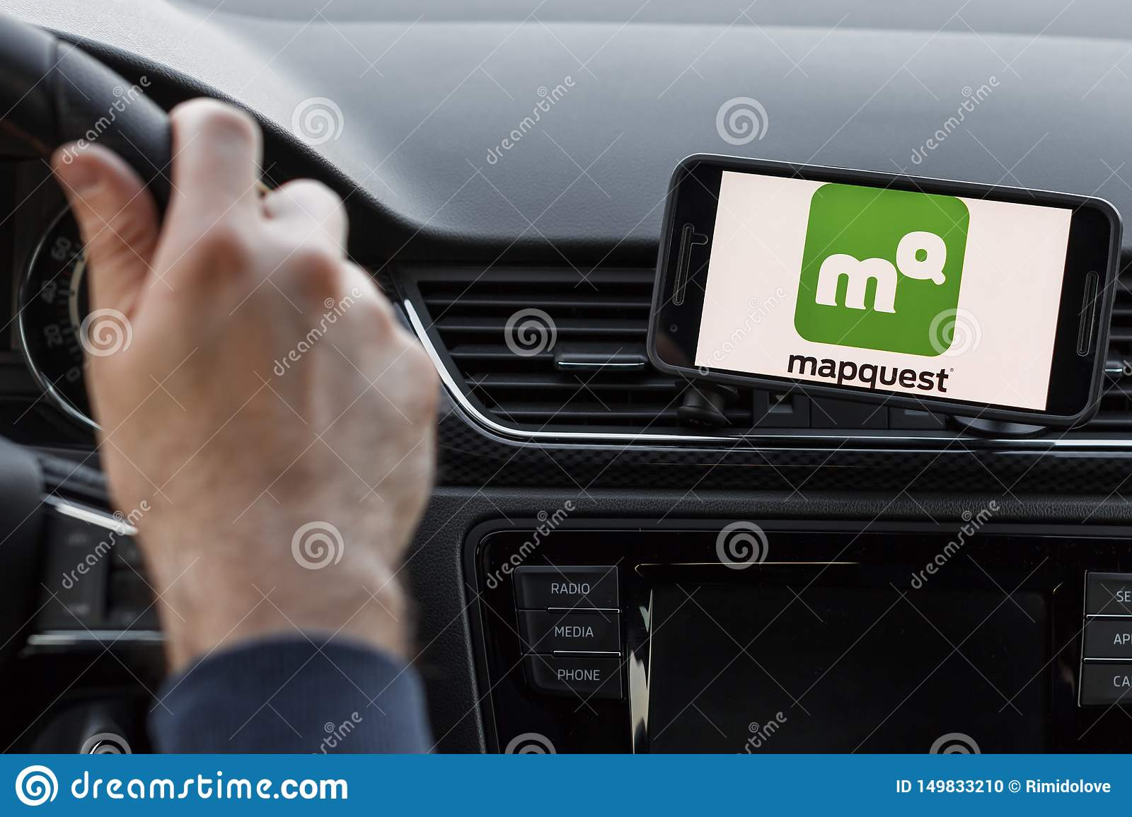 Application Mapquest Stock Images - Download 10 Royalty Free ...