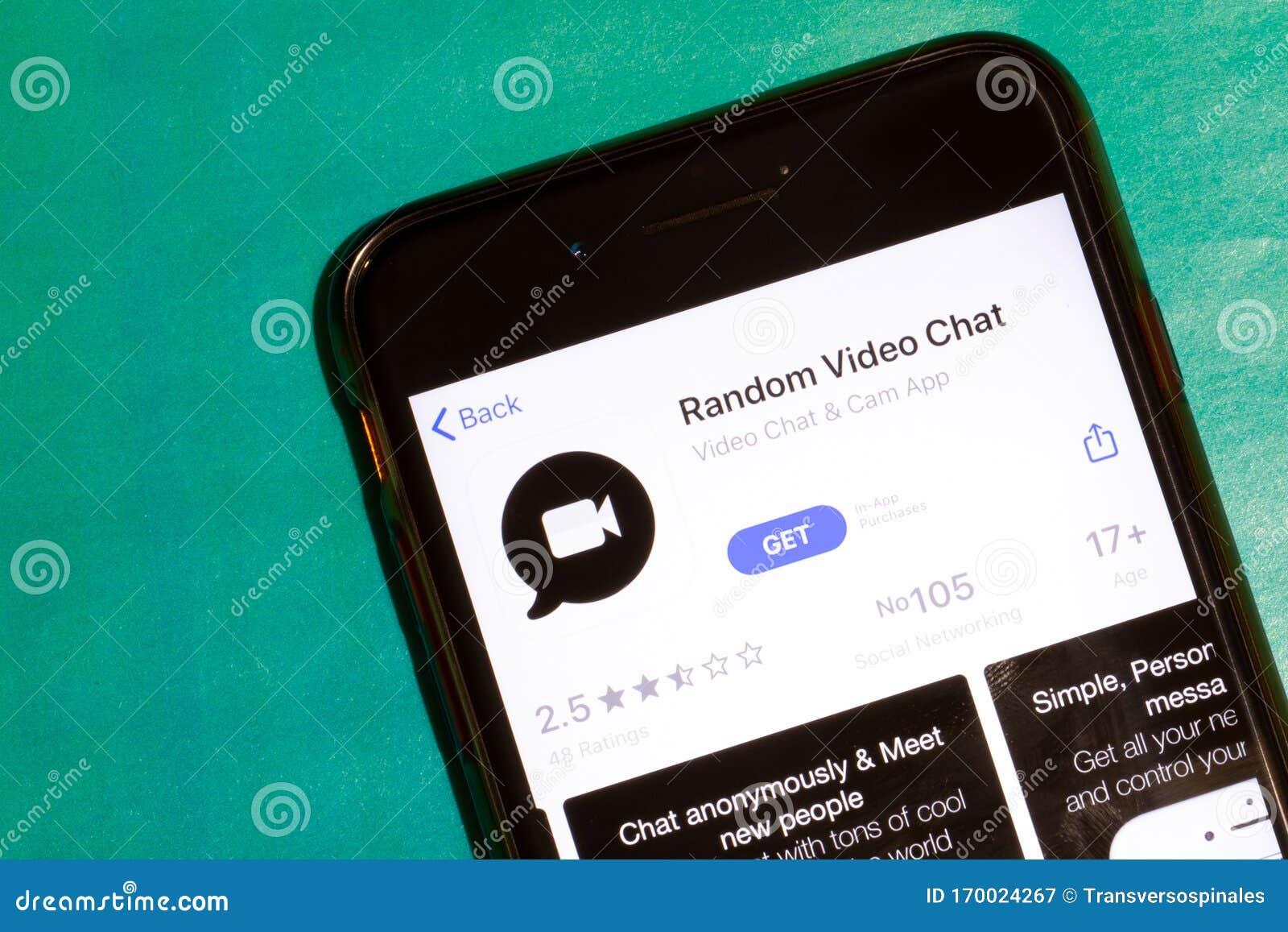 Video chat random ChatPlanet