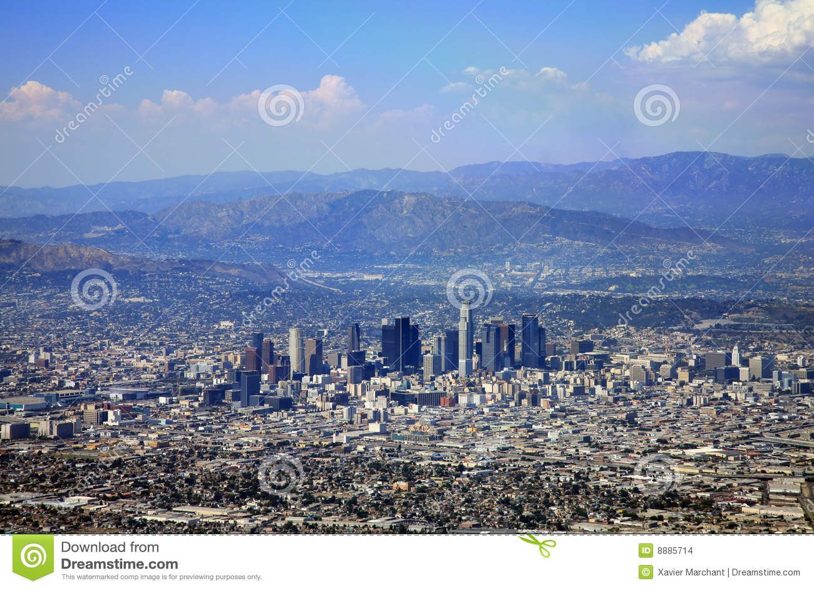 Los Angeles del centro
