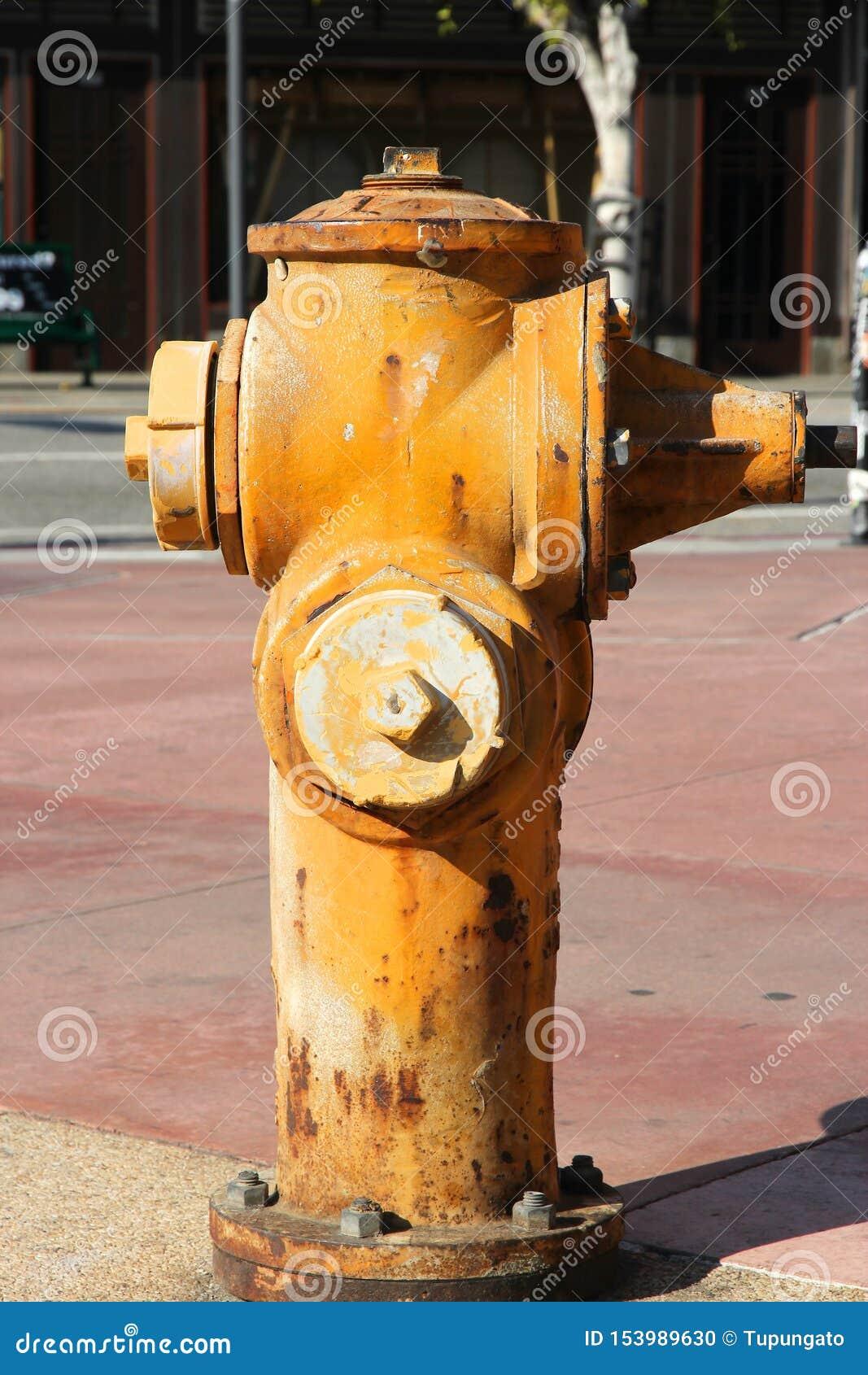 Los Angeles-Hydrant
