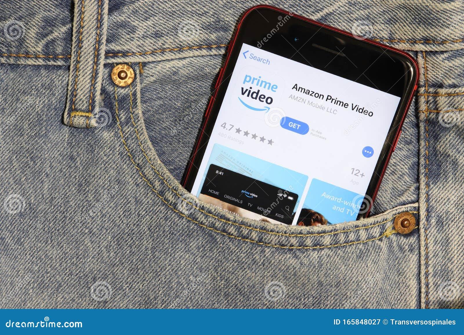 Amazon Prime Auf Handy