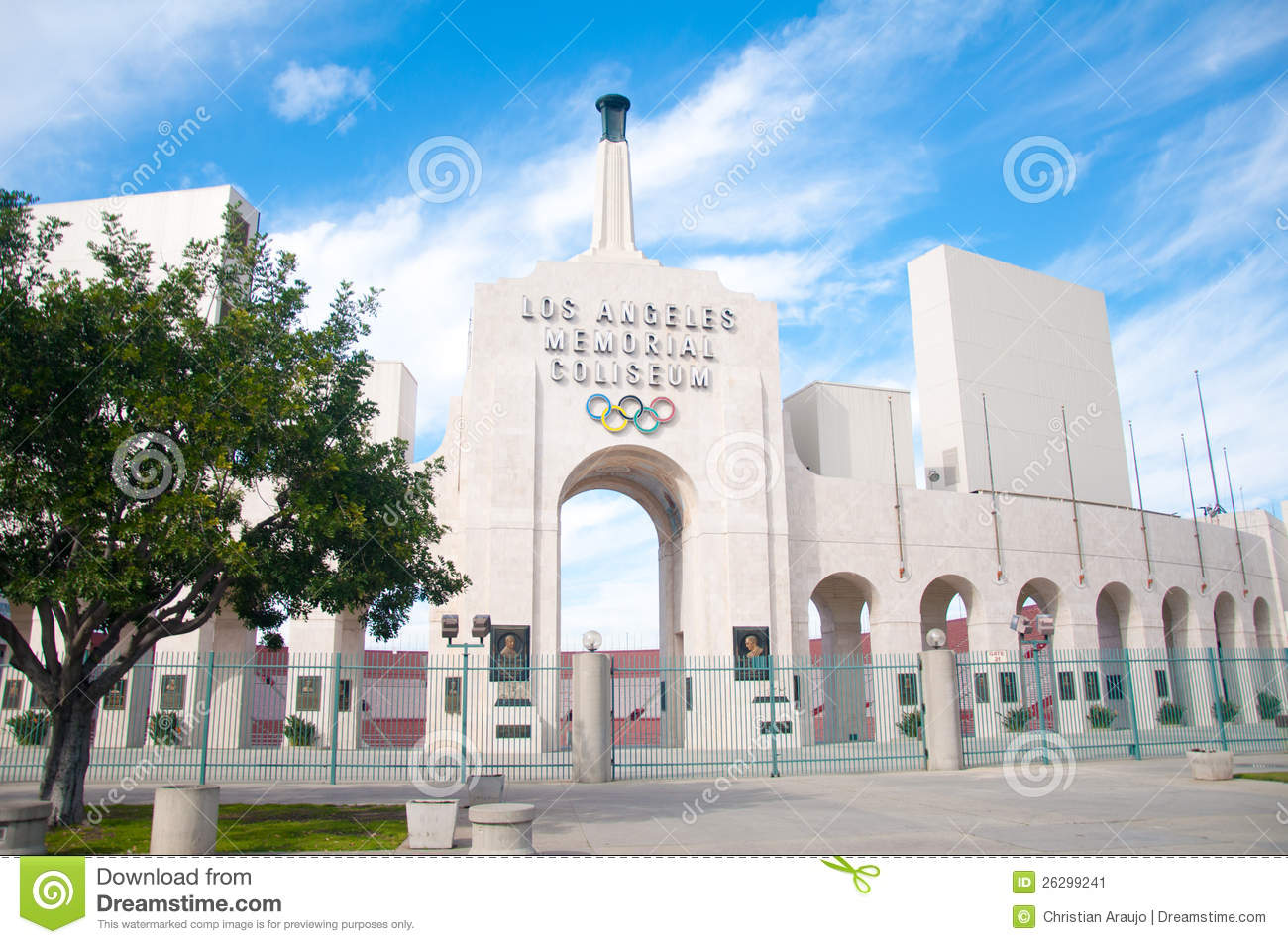 Los Angeles Olympic Coliseum