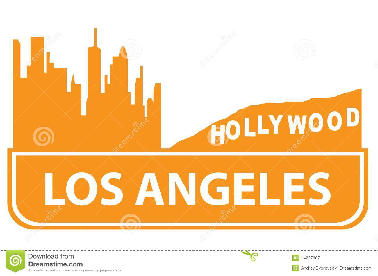 clipart los angeles - photo #18