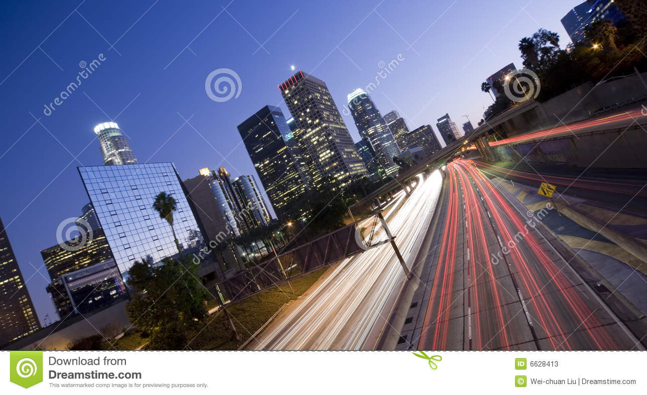 Los angeles panoramic stock photos image 6628413 - Panoramic les angles ...