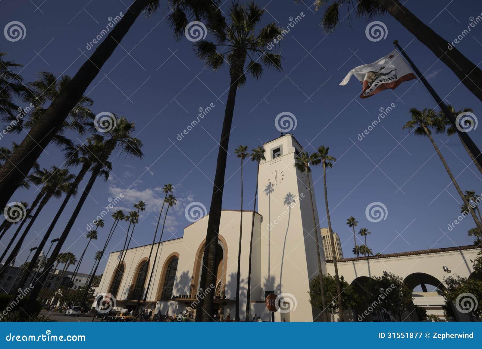 Los Angeles zjednoczenia stacja