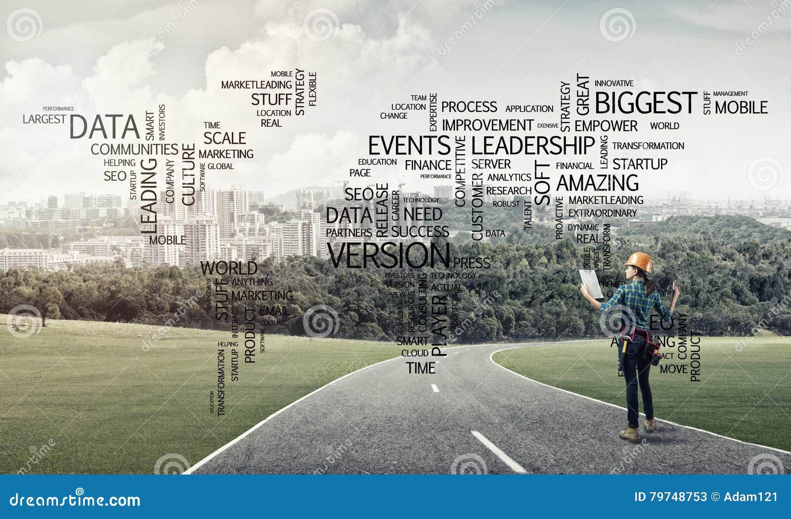 Los caminos conectan el mundo