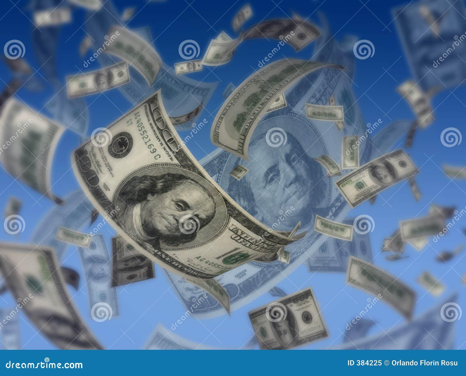 Resultado de imagen para dolares vuelan