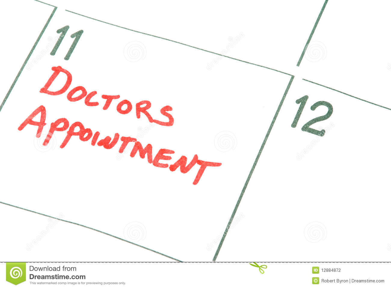 Los doctores Appointment