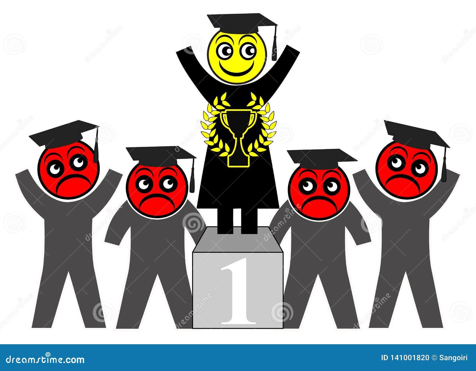 Los estudiantes superan a varones
